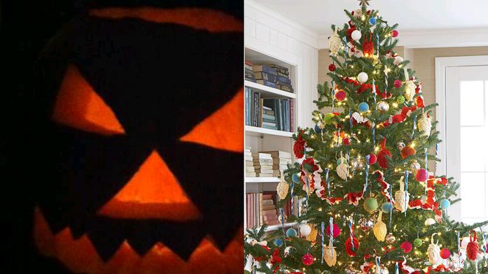 Halloween vs Christmas which holidays ranks Supreme?