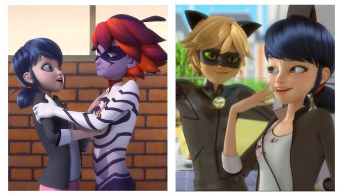 Which ship is better? ( Miraculous Ladybug )