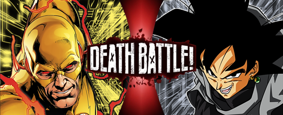 Death Battle's next match is Goku Black VS Reverse Flash who will be the victor ?