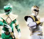 Which is the more iconic Mighty Morphin Tommy suit?