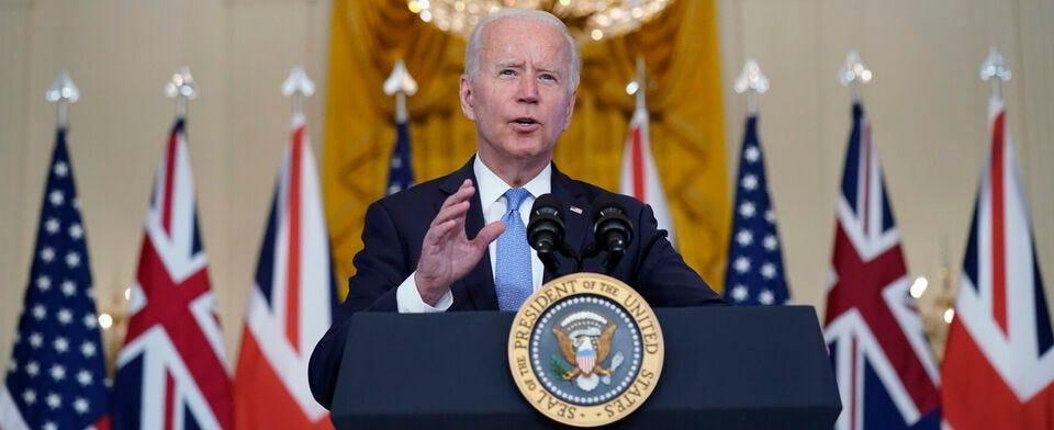 "What do you think of President Biden calling Australia's prime minister ""the fellow down under?"""