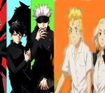 What is over rated for season 1  Jutsu Kaisen or Tokyo Revengers