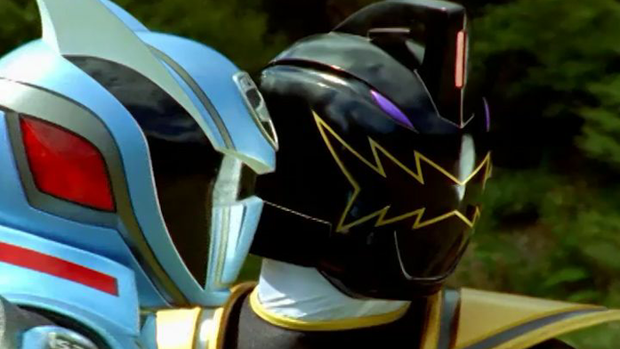 Which of these Power Rangers series most deserved a second season?