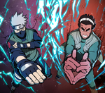 Would you rather have Kakashi or Guy as your sensei?