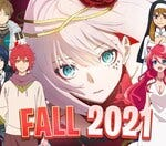 Are you excited for the Fall 2021 anime season?