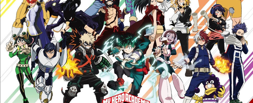 Are you guys ready for My Hero Academia finale episode of season 5?As well as the upcoming season 6?