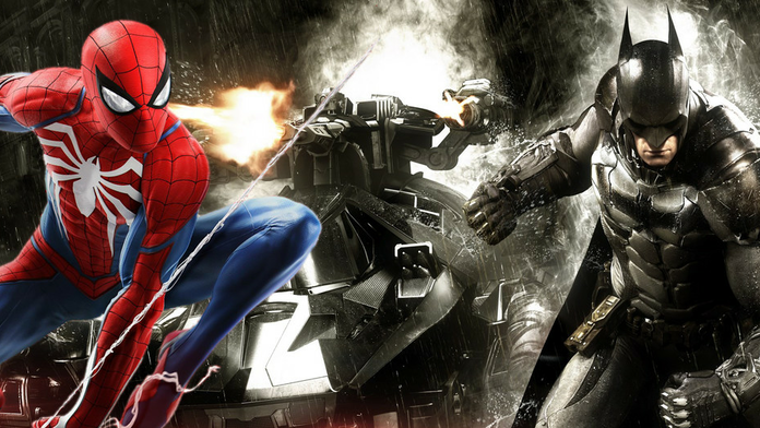 What is the better game? Spider-Man PS4 or Arkham City?