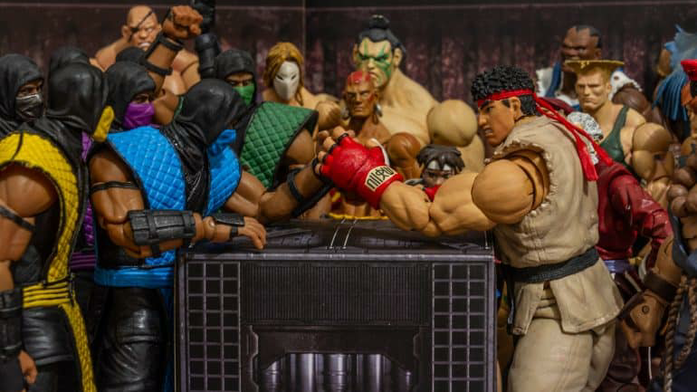 What is your fighting game preference? Street Fighter or Mortal Kombat?