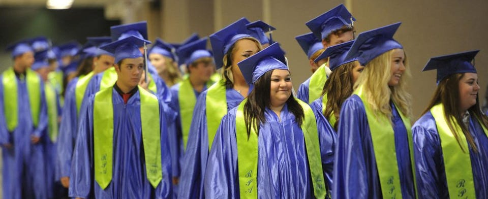 Do you agree with Oregon's temporary suspension of high school graduation testing?