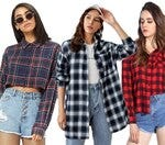 Where do you go for fall flannels?