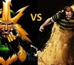 Electro vs. Sandman. Who wins?