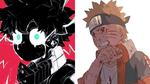 Deku vs Naruto( not shippuden)