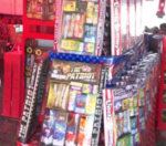 Do you support the ban on firework sales?