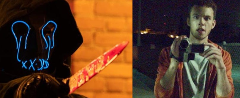 Which horror subgenre is better, slasher or found footage?