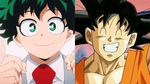 I keep arguing with my uncle about this stupid topic. Who is smarter deku or goku