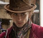 Does Timothee Chalamet have what it takes to be Willy Wonka?