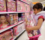 What do you think of the California law requiring gender-neutral toy displays in some stores?