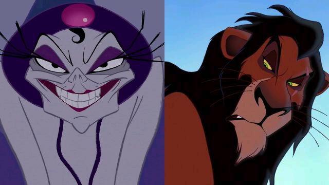 who is the best Disney villain