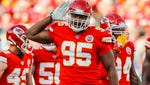 The Chris Jones experiment at defensive end will work out for the Chiefs …