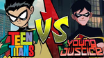 """What is the better DC teenage superhero team show: """"Teen Titans"""" ('03) or """"Young Justice"""" (2011)?"""