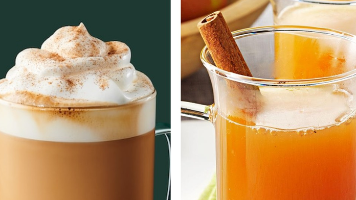 Which drink would you rather have?