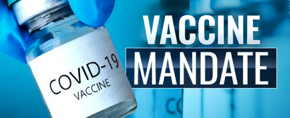 Do you know anyone affected by today's Covid-19 vaccine mandate?