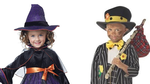 Which classic Halloween costume did you wear as a child?