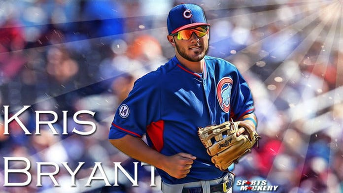 Should Kris Bryant be on the Cub's opening day roster?