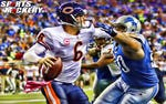 Who will start more games for the Bears in 2015?