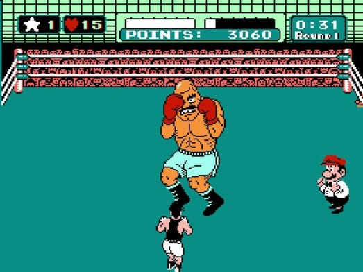 Which vintage video game do you miss more?