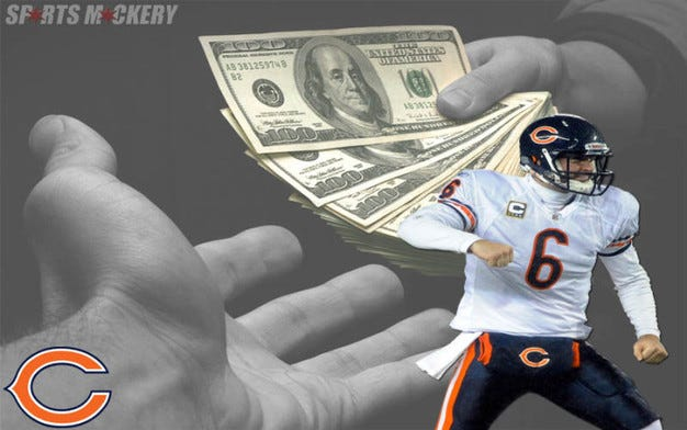 Will Jay Cutler play for the Bears in 2016?