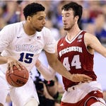 Who raised their draft stock more in the NCAA tourney?