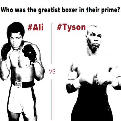 Who was the greatest boxer in their prime?