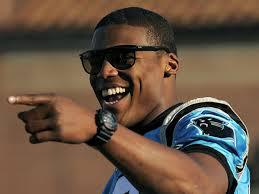 With his new deal, Cam Newton was...