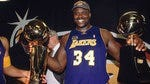 What do you consider Shaq's game ball deflating as?