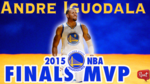 Was Andre Iguodala the right choice for Finals MVP?