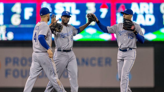Do the Royals deserve only two All-Star game starters?