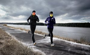 Do you prefer to run when it's extremely hot or cold?