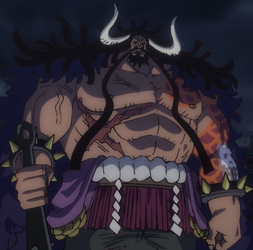 Who is stronger: Shanks or Kaido?