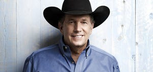 Were you glad that George Strait won ACM Entertainer of the Year?