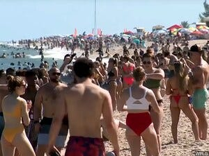 Do you fear a spring break surge in coronavirus cases?